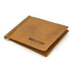 Hill Burry hb5173 camel Ekskluzywny portfel
