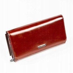 Klasyczny, elegancki i praktyczny portfel ze skóry naturalnej Lorenti
