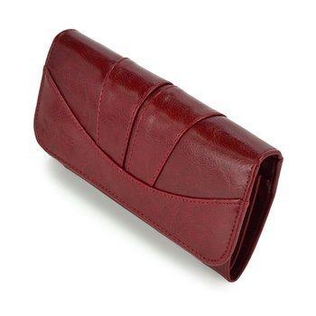 Klasyczny, elegancki portfel Elkor e002zamek