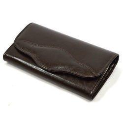 Portfel Elkor e001bigiel czekoladowy