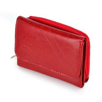 Portfel Elkor e033 czerwony