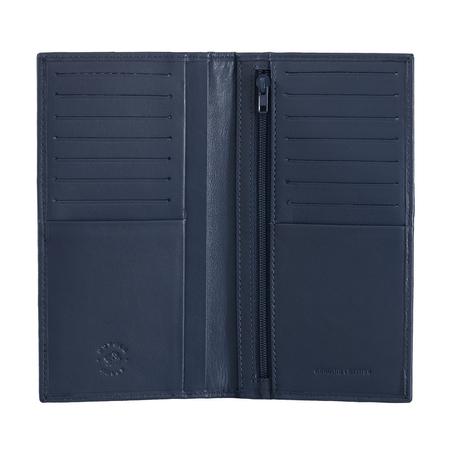 Klasyczny duży damski portfel od Nuvola Pelle