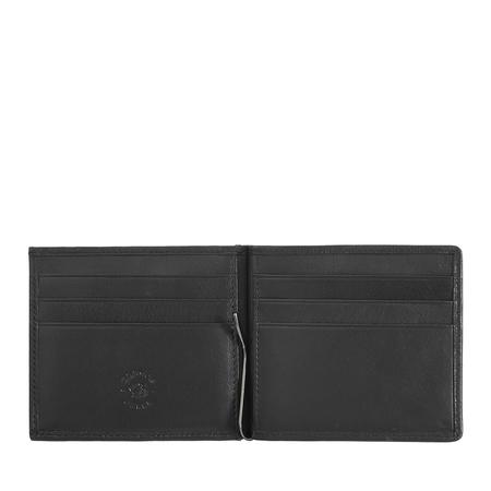 Klasyczny męski portfel skórzany Nuvola Pelle