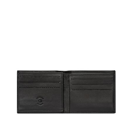 Męski portfel, etui dla kart skórzane Nuvola Pelle